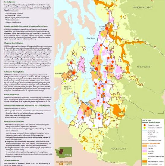 Snohomish County Zoning Map
