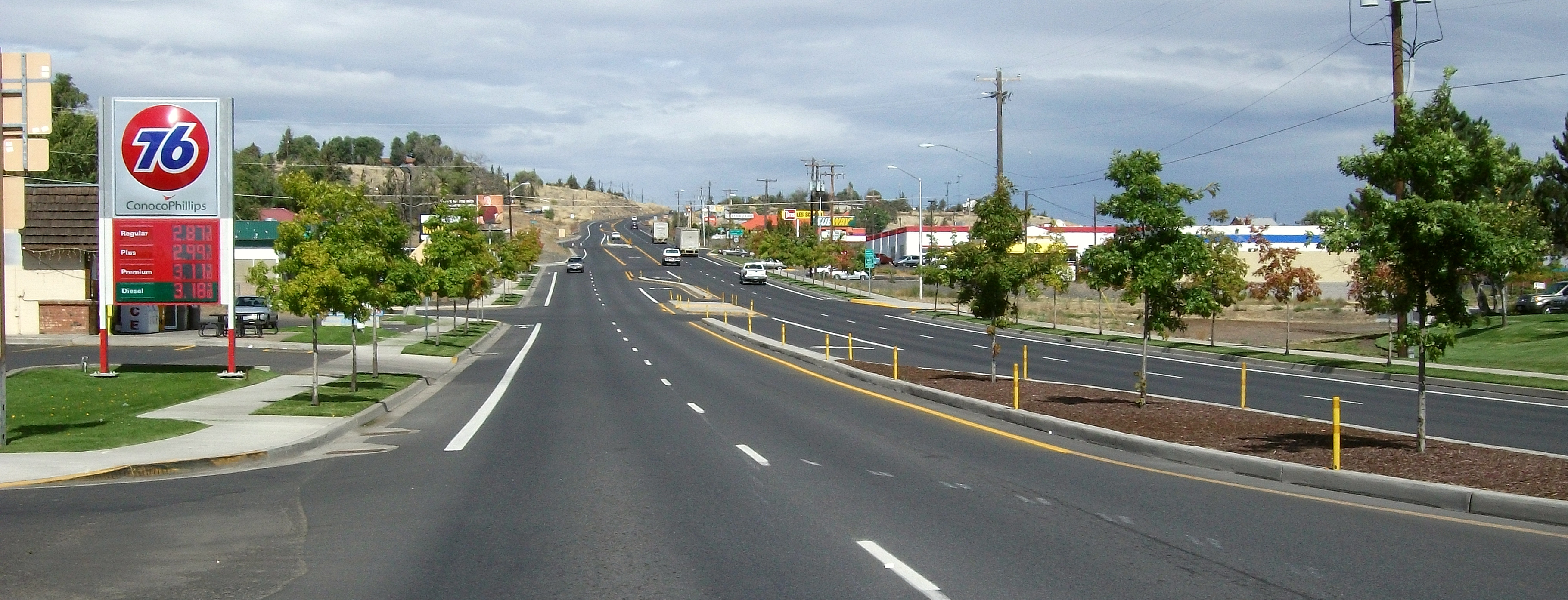 Madras Bike Lanes